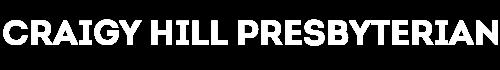 Craigy Hill Presbyterian Logo
